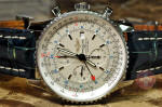 Breitling Navitimer World A24322 philadelphia buy used discount