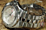 breitling superocean steelfinsh a17390 philadelphia buy used