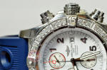 Breitling Super Avenger add diamonds and customize your watch philadelphia