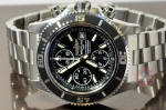 Breitling Superocean chronograph model A13341 philadelphia box papers discount