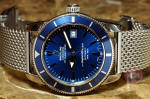 Breitling SuperOcean Heritage 42 Blue A17321 Philadelphia buy used