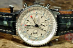 Breitling Navitimer World A24322 preowned philadelphia new jersey