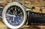 Breitling Navitimer World A24322 preowned new jersey nj