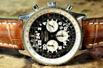 Breitling Navitimer A22322 Cosmonaute 24hr Dial