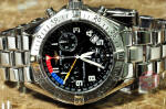 Breitling  Colt Chrono Transocean  Chronograph A53340 used watch philadelphia