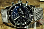 Breitling Superocean Heritage Chronograph  A13320 box papers philadelphia