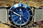 Breitling Superocean Heritage Chronograph A13320 BLUE philadelphia
