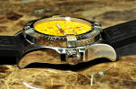 Avenger II Seawolf with Yellow Dial ref A17331 philadelphia used discount