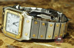 Cartier Santos Galbee Date Automatic  29mm midsize philadelphia new jersey