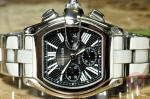 Cartier Roadster XL Chronograph Model W62020X6