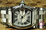 Cartier Roadster Automatic 2510 W62025V3 used watch philadelphia