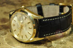 rolex date 14k gold model 1500 philadelphia buy used discount