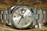 Rolex Oyster Perpetual DATE 15200 philadelphia buy sell trade discount