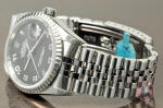 Rolex Datejust Mens Anniversary dial 16220 philadelphia buy used