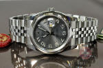 Rolex Datejust with Concentric Dial  116200 philadelphia buy used