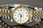 rolex lady 69173 with diamonds factory box papers buy used philadelphia