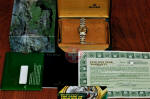 Rolex Oyster Perpetual Lady 18k Gold / Steel box and papers philadelphia