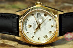 Rolex Datejust 18k Gold President Day Date used preowned philadelphia