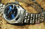 Rolex Lady Datejust with Blue Roman Dial 79160 philadelphia used watch
