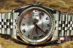 Rolex Datejust with new style Jubilee Bracelet 116234 box papers used philadelphia