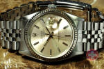 rolex mens datejust 1984 used watch preowned philadelphia