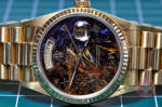 rolex president day date philadelphia 18038 blood stone dial