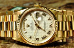 Rolex President Day Date MENS 18238 used watch philadelphia