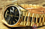 Rolex President Day Date MENS 18038 used watch philadelphia