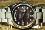 Rolex Day Date President 18k White Gold 118209 philadelphia used watch