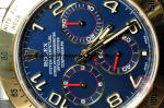 Rolex  Daytona Steel and Gold  116523 Blue dial Philadelphia sale