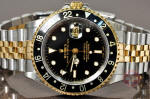 Rolex GMT 18k/ss 16713 box papers philadelphia discount