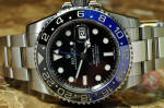 Rolex GMT Master 2 black blue box and papers philadelphia
