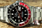 Rolex gmt with box and papers used watch phiadelphia