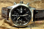 IWC Der Flieger SpitFire Chronograph  3706 philadelphia buy used preowned