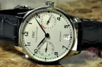 IWC Portuguese with 7 Day Power Reserve  IW500107  42mm silver philadelphia