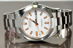 Rolex MilGauss 116400 White philadelphia buy used