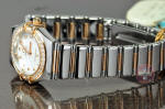 Omega Constellation My Choice Mini Rose Gold with Diamond Bezel Philadelphia 1368.71.00 used