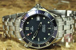 Omega Seamaster 007 James Bond Limited Edition blue philadelphia