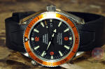 Omega Seamaster Planet Ocean 600m with Orange Bezel philadelphia buy used preowned