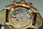 Omega De Ville Omega Co-Axial Chronograph  Rose Gold 431.53.42.51.03.001 philadelphia