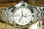 Omega Seamaster Divers 300M white 41mm automatic philadelphia buy used