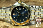 Omega Seamaster Diver 300m Quartz 2342.80.00  used watch philadelphia