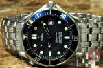 Omega Seamaster Professional james bond 007 model 2531.80.00