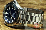 Omega Seamaster 300m Chronometer Divers 2255.80 electric blue philadelphia buy used