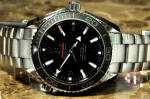 Omega Seamaster Planet Ocean 600m 232.30.42.21.01.001 cards philadelphia used