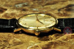 Omega Solid 18k Gold Vintage Watch philadelphia sale