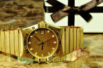 Omega Constellation 18k Gold mens unisex philadelphia