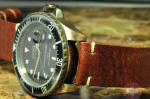 OUT OF ORDER quartz 44 brown leather authroized dealer usa philadelphia