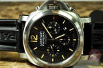 Panerai Luminor Daylight PAM 356 chronograph PAM00356 philadelphia used preowned