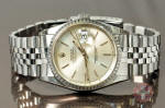 Rolex Datejust Mens 16220 with Rolex box Philadelphia buy used